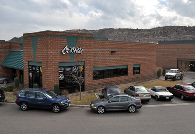 Autoworks Colorado Littleton Shop